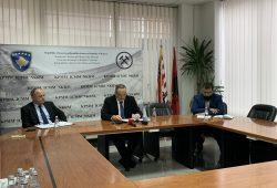 Fotoja e konferences se fund vitit-2020